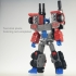 Fans Hobby - Master Builder - MB-04 - Gun Fighter