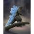 Monsterarts Godzilla Ohrai Noriyoshi Poster Color Ver. Godzilla VS Mechagodzilla