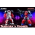 Make Toys - Manga Mech Series - Trash-Talk & Cogwheel w/ M.F.B. Set
