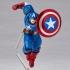 Revoltech - Marvel - Amazing Yamaguchi #007 - Captain America