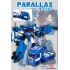 Fansproject - TFX-07 Blue Armor