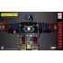 Ultimetal - Transformers UM-01B Optimus Prime - Battle Damaged Version 17'' Figure