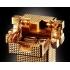 Soul of Chogokin - GX-32R Gold Lightan - 24-Karat Gold Plating Ver.