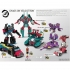 Transformers Generations - Chaos on Velocitron 5 Pack Action Figure Set