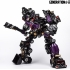 Generation Toy - GT-88 - Gravity Builder Set - Black Judge LE500