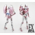Zeta Toys - EX-05 Arc - Metallic Version