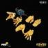 Pose+ Metal Series P+01 Gold Lightan