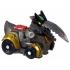 Angry Birds Transformers Telepods - Grey Slam Grimlock Bird