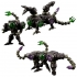 Diaclone Reboot - DA-26 Waruder Suit Dark Cathode Type - Set of 2