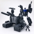 Fans Hobby - Master Builder - MB-06A Black Power Baser