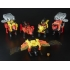 Transformers Power of the Primes - Predaking - set of 5