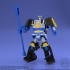 Mighty Morphin Alien Rangers - Super Mini Pla - Shogun Megazord