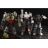 MoDel - Model-002 - MP-13 Masterpiece Soundwave Upgrade Kit with Light-Up Head