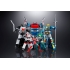 Soul of Chogokin - Six God Combination Godmars - GX-40R - Box Set