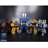 Zeta Toys - ZA-06 Bruticon Set of 5 Figures