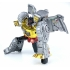 GigaPower - Gigasaurs - HQ01R Superator - Chrome Version