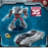 Transformers Generations Selects Deluxe Bluestreak Exclusive