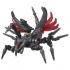 Diaclone Reboot DA-43 Waruder Raider Bug Head & Waruder Suit - Dark Cathode Type - Exclusive