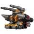 Diaclone Reboot DA-47 Triverse Tridigger