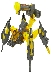 Cybertron - Scrapmetal - Yellow Version - MOSC