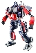 KRE-O - Transformers - Optimus with Twin Cycles