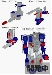 Kabaya Assortment Fortress Maximus DX - Candy Toys Assorted Box of 5