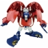 Transformers Capbots Captimus Prime Capticon