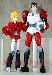 Gutto Kuru Figure Collection 51 - Transformers Masterforce - Ginrai