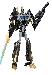 Japanese Transformers Prime - Arms Micron - Dark Guard Optimus Prime - Store Exclusive