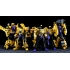 Make Toys - Yellow Giant - Full Set of 6 Figures