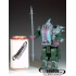 TRNS-03 Alicon figure - by Impossible Toys - Troopbuilder Promo
