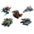 Transformers 2013 - Generations Series 02 - Ruination Bruticus - Set of 5