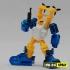 iGear - MW-01c Mini Warrior - Spray Chrome Version - Limited Edition 500