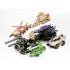 Xtransbots - BEK-01SP  - Boosticus Add-on Kit - for SDCC Platinum