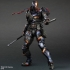 Play Arts Kai - Batman Arkham Origins - Deathstroke