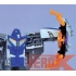 Transformers Generations - 2014 Million Publishing Exclusive - Trainbot Targetmaster Shouki