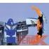 Transformers Generations - 2014 Million Publishing Exclusive - Trainbot Targetmaster Shouki & Book