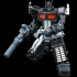 Sentinel - Transformers Pen - Black Convoy