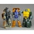 Badcube - Old Time Series - OTS-02 Brawny and OTS-03 Backland - Set of 2 Figures