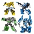 Generations - Robots in Disguise 2015 - Warrior Class Series 1  - Set of 4