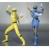 S.H. Figuarts - Blue Wind Ranger & Yellow Wind Ranger Set