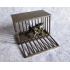 KFC - KP-05 - Cassette Beast Metallic Grey Cage