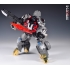 Fansproject - TFCon 2014 Exclusive - Lost Exo Realm - LER-01 Columpio & Driver - MISB