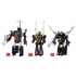 Platinum Edition - Reissue Insecticons - Set of 3