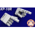 KFC - KP-11R Posable Hands For MP-26 Road Rage
