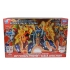 Japanese Transformers Prime - Year of th e Snake - Gaia Unicron and Optimus Prime Giftset - MISB