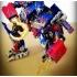 Prime Star - PS-M02 - Hooks for MPM-4 Masterpiece Optimus Prime