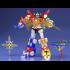 Voltron: Defender of the Universe - Super Mini Pla