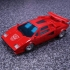 Transformers Masterpiece MP-12+ Sideswipe Lambor - Loose Complete
