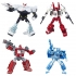 Transformers War for Cybertron: Siege - Deluxe Wave 2 - Set of 4